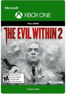 The Evil Within 2 Xbox One