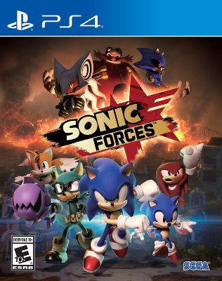 Sonic Forces Ps4 MIDIA FISICA