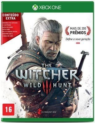 The Witcher 3: Wild Hunt - Xbox One - MIDIA FISICA