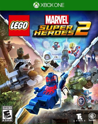 LEGO Marvel Super heroes 2 Xbox One MIDIA FISICA