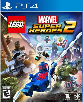 Lego Marvels Super Heroes 2 Ps4 MIDIA FISICA