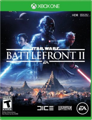 Star Wars Battlefront 2 Xbox One MIDIA FISICA
