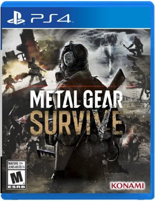 Metal Gear Survive Ps4 MIDIA FISICA