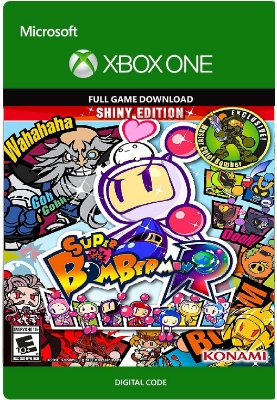 Super Bomberman R Xbox One