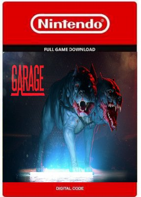 Garage Nintendo Switch