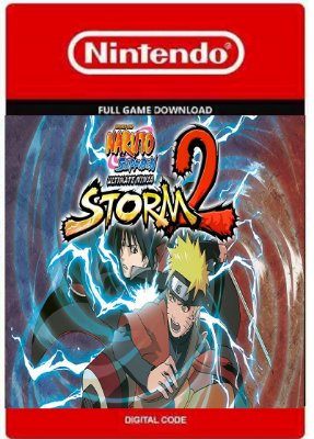 NARUTO SHIPPUDEN Ultimate Ninja STORM 2 Nintendo Switch