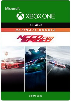 Need For Speed NFS Conjunto Ultimate