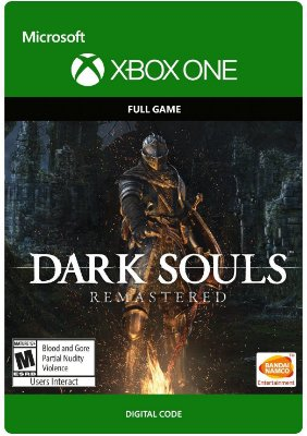 Dark Souls Remastered Xbox One