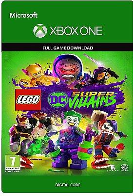 Lego SuperVillains Xbox One