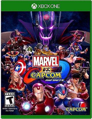 Marvel vs Capcom Infinite Xbox One MIDIA FISICA