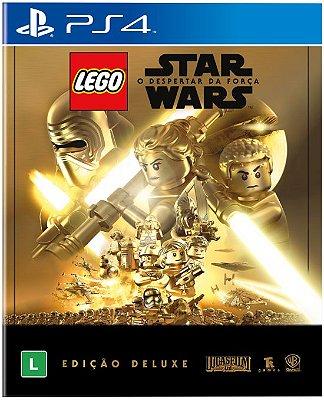 LEGO Star Wars O Despertar da Força Deluxe Edition PS4 MIDIA FISICA