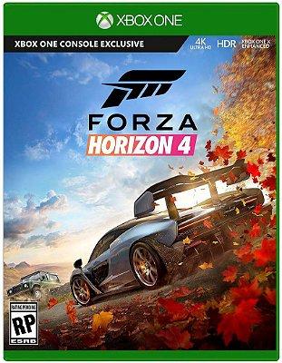 Forza Horizon 4 Xbox One MIDIA FISICA