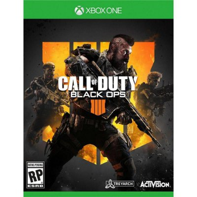 Call Of Duty Black Ops 4 Xbox One MIDIA FISICA