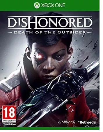 Dishonored Death Of The Outsider Xbox One MIDIA FISICA