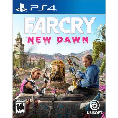 Far Cry New Dawn PS4 MIDIA FISICA