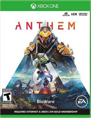 Anthem Xbox One MIDIA FISICA