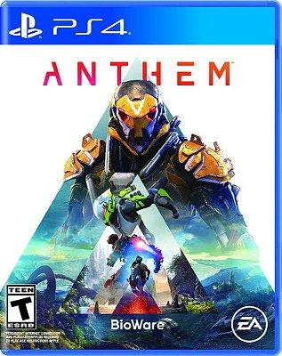 Anthem PS4 MIDIA FISICA