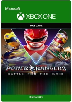 Power Rangers Battle for the Grid Xbox One