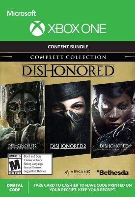 Dishonored Xbox one