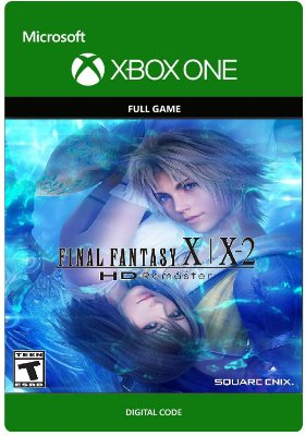 Final Fantasy X/X-2 HD remaster Xbox one