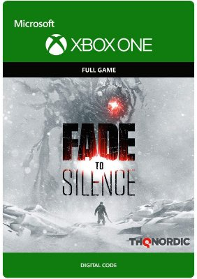 Fade to Silence Xbox One