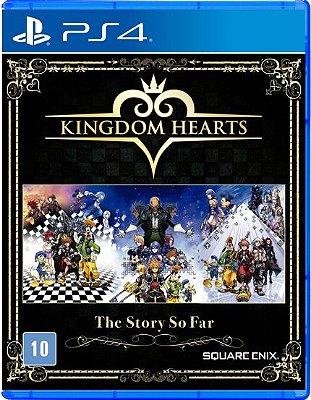 Kingdom Hearts The Story So Far PS4 MIDIA FISICA