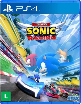 Team Sonic Racing PS4 MIDIA FISICA