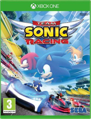 Team Sonic Racing Xbox One MIDIA FISICA