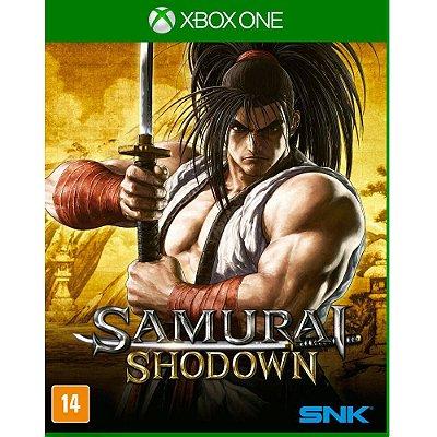 Samurai Shodown Xbox One MIDIA FISICA