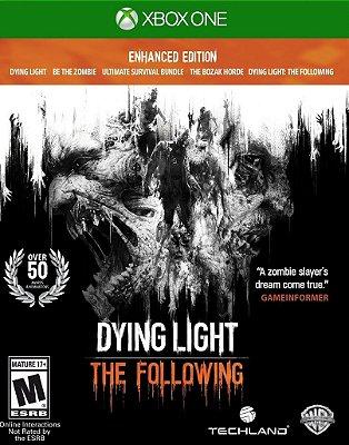 Dying Light: The Following Edição Aprimorada Xbox One