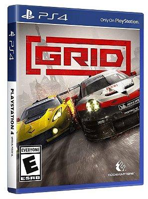 Grid PS4 Mídia Física