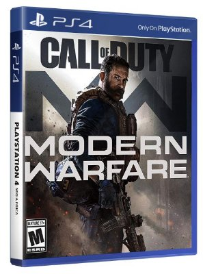 Call Of Duty Modern Warfare PS4 Mídia Física