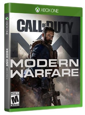 Call Of Duty Modern Warfare Xbox One Mídia Física