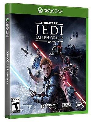 Star Wars Jedi Fallen Order Xbox One Mídia Física