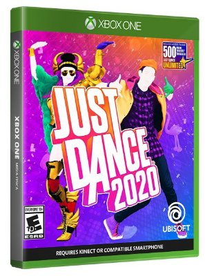 Just Dance 2020 Xbox One Mídia Fisica