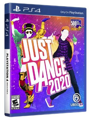 Just Dance 2020 PS4 Mídia Fisica