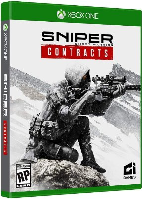 Sniper Ghost Warrior Contracts Xbox one Mídia Fisica