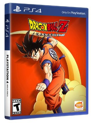 Dragon Ball Z: Kakarot PS4 Mídia Fisica
