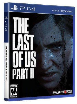 The Last Of Us 2 PS4 Mídia Física