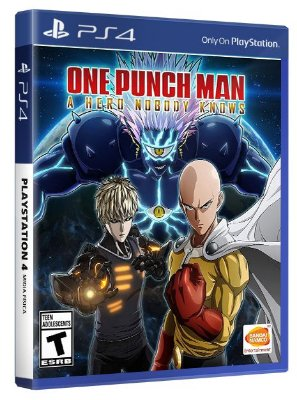 One Punch Man PS4 Mídia Física