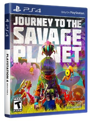 Journey to the savage planet PS4 Mídia Física