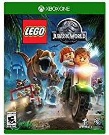 LEGO Jurassic World Xbox One MIDIA FISICA