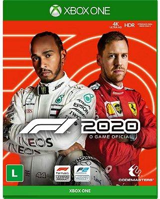 F1 2020 Xbox One Midia Fisica
