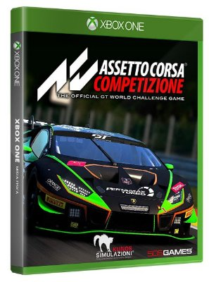 Assetto Corsa Competizione Xbox One Midia Física