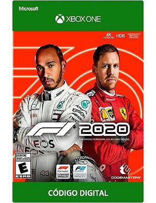 F1 2020 Xbox One