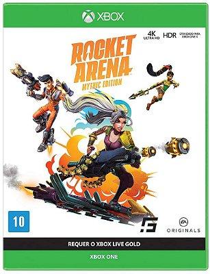 Rocket Arena Mythic Edition Xbox One Mídia Física