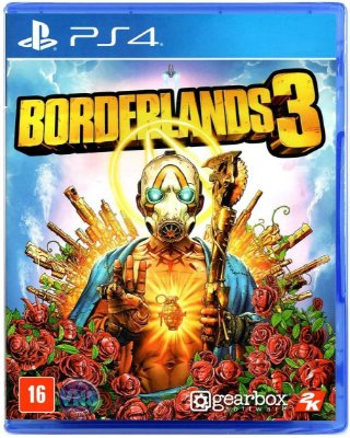 Borderlands 3 PS4 MIDIA FISICA