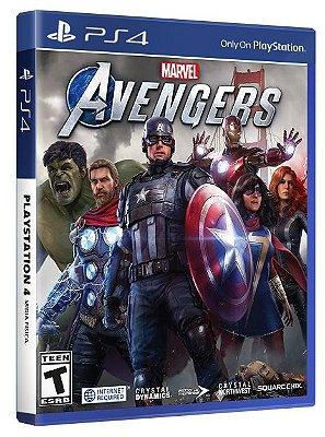 Marvels Avengers PS4 Midia Física