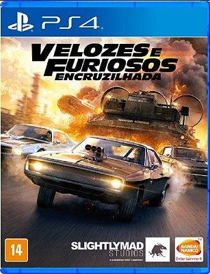 Velozes e Furiosos Encruzilhada PS4 Midia Fisica