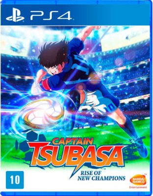 Captain Tsubasa Rise Of New Champions PS4 Midia fisica